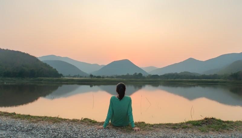 rust nemen ter preventie van een burn-out